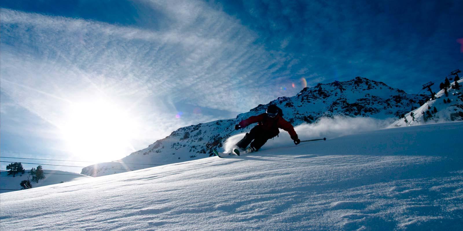 La mejor nieve de Andorra